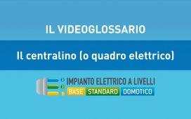 CENTRALINO O QUADRO ELETTRICO - VIDEOGLOSSARIO IMPIANTI A LIVELLI