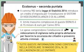 Ecobonus – seconda puntata